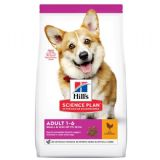 604232-HİLLS DOG ADULT 1-6 WİTH CHİCKEN 1,5KG