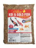 AHM KOI & GOLDFİSH MİNİ MİX POND PELLET 1KG