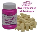 BİYOTEKNİK CAT-VİT ONE-A-DAY 60 TABLET