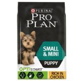 PROPLAN CHİCKEN SMALL&MİNİ PUPPY KÖPEK MAMASI 3KG